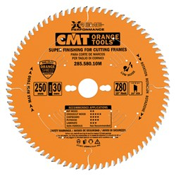 Picture of wood cutting blade 285.580.10M CMT