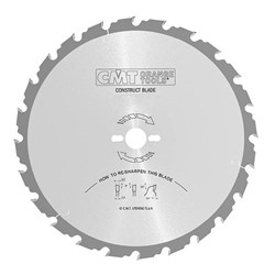 Picture of wood cutting blade 286.048.12M CMT