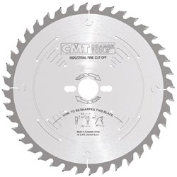 Picture of wood cutting blade 285.048.12M CMT
