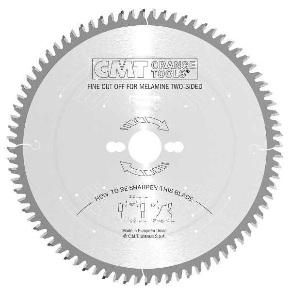 Picture of wood cutting blade 283.080.10M CMT