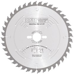 Picture of wood cutting blade 285.072.14M CMT