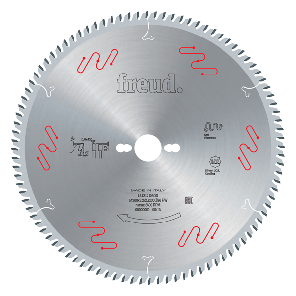 Picture of Saw blade LU3D Freud